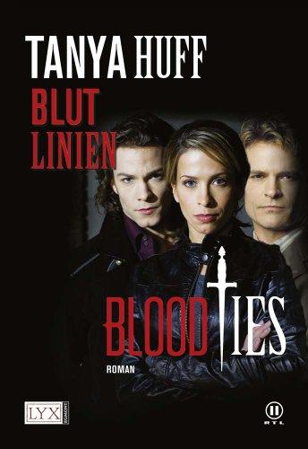 9783802581922: Blood Ties 03: Blutlinien
