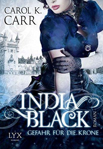 9783802586828: India Black. Gefahr f�r die Krone