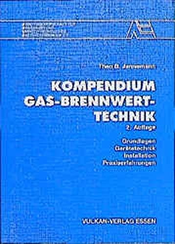 9783802725401: Kompendium Gas-Brennwerttechnik