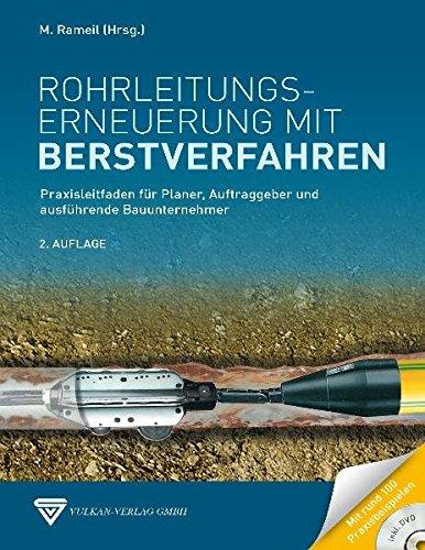 Rohrleitungserneuerung mit Berstverfahren: Meinolf Rameil