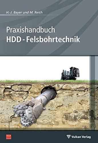 Praxishandbuch HDD-Felsbohrtechnik