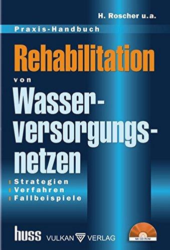 Rehabilitation von Wasserversorgungsnetzen: Harald Roscher