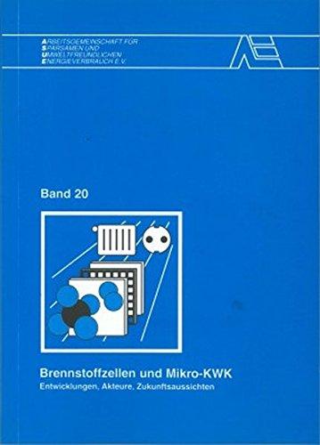 Brennstoffzellen und Mikro-KWK: ASUE e. V