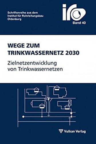 Wege zum Trinkwassernetz 2030: Friedrike Rüffer