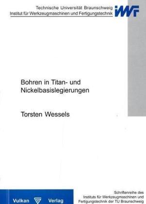 9783802786952: Bohren in Titan- und Nickelbasislegierungen