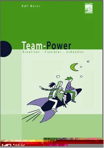 9783802945212: Team-Power.