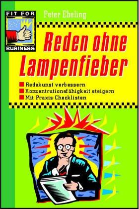 9783802945229: Reden ohne Lampenfieber.