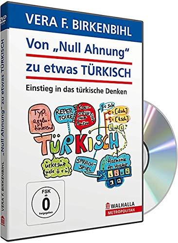 9783802946776: Von Null Ahnung zu etwas Türkisch - Vera F. Birkenbihl [Alemania] [DVD]