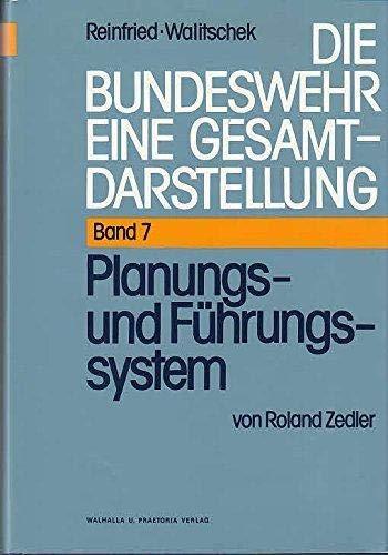 Planungs- und Führungssystem: Zedler, Roland:
