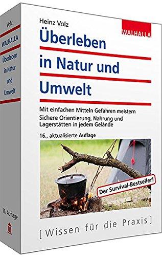 9783802964381: Überleben in Natur und Umwelt