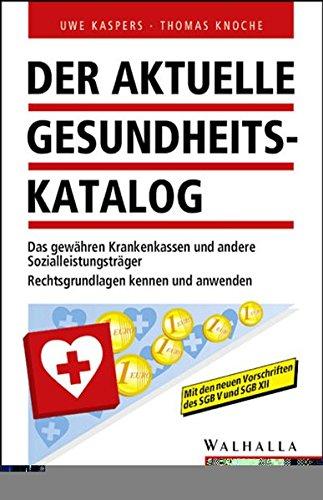 9783802974786: Der aktuelle Gesundheitskatalog.