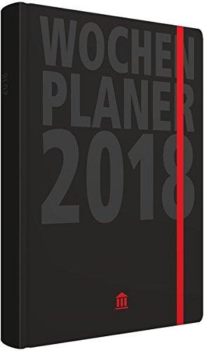 9783802999376 Wochenplaner 2018 Edler Kalender Und