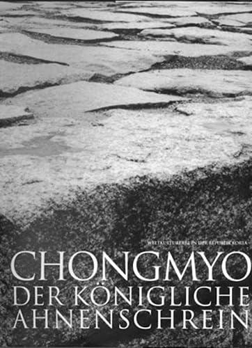 Chongmyo. - Sang-hae, Lee/Song Hye-jin