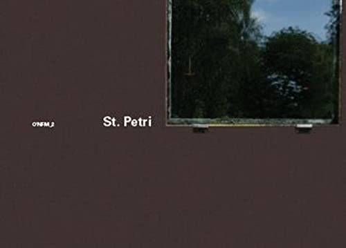 9783803006981: Sigurd Lewerentz: St. Petri: Church, Klippan 1962-66, O'NFM Vol. 2 (O'Neil Ford Monograph)