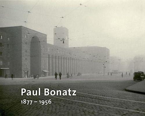 9783803007292: Paul Bonatz 1877-1956