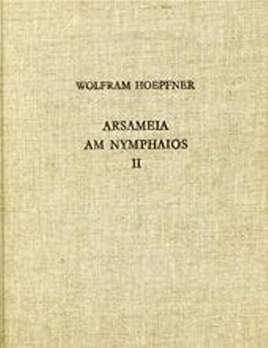 Arsameia am Nymphaios II (Istanbuler Forschungen) Dörner,