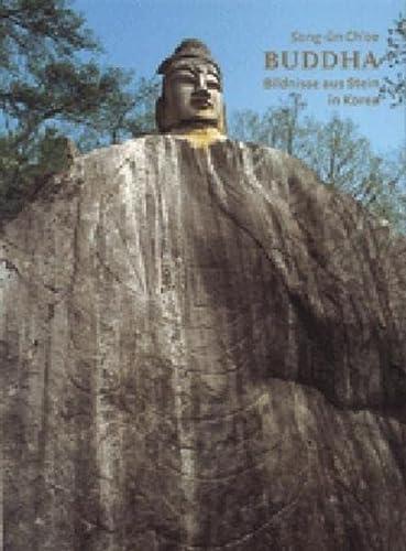 9783803033130: Buddhas: Bildnisse aus Stein in Korea