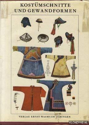 Kostumschnitte und Gewandformen: Tilke Max