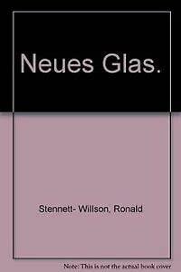9783803050298: Neues Glas.