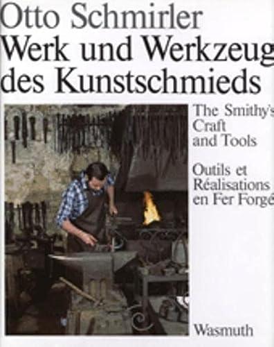 9783803050403: Werk und Werkzeug des Kunstschmieds.