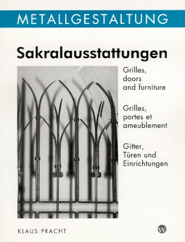9783803050656: Church Craft Grilles, Doors and Furniture (Divers)