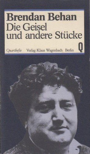 Stücke (Quarthefte ; 88) (German Edition) (9783803100887) by Behan, Brendan