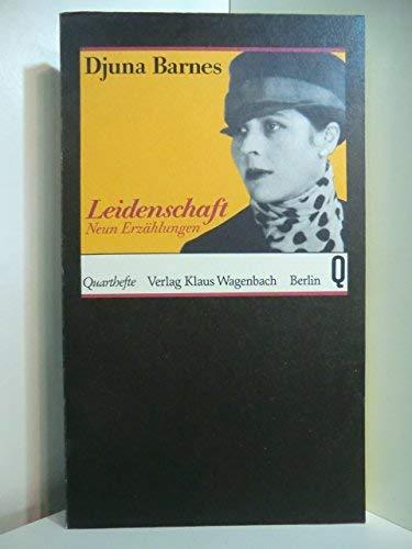 Leidenschaft. Zehn Erzählungen (9783803101471) by [???]