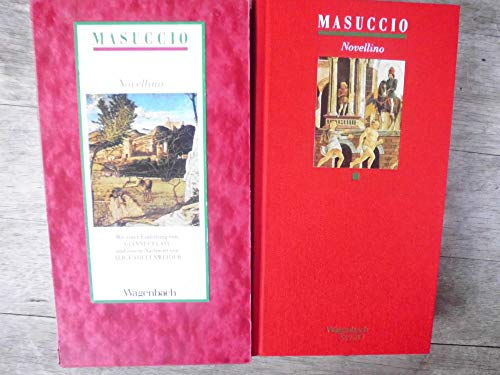 9783803111074: Novellino. Renaissancenovellen aus Neapel und dem Süden Italiens