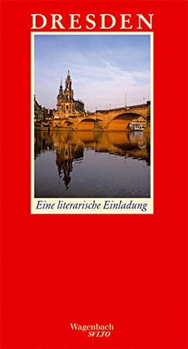 9783803112392: Dresden: Eine literarische Einladung