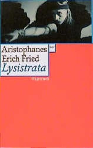 Lysistrata : die Komödie des Aristophanes. neu: Sichtermann, Barbara (Mitwirkender),