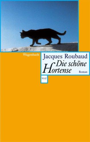 9783803125477: Die schoene Hortense Roman. Gesamttitel: Wagenbachs Taschenbuecherei; 547