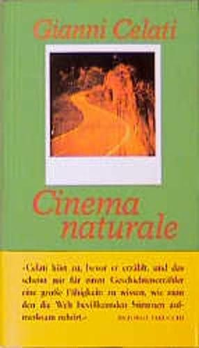 9783803131584: Cinema Naturale.