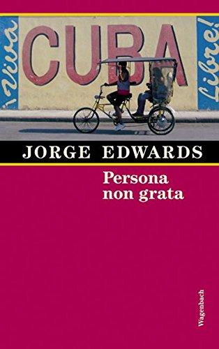9783803132017: Persona non grata. (Aus dem chilenischen Spanisch von Sabine Giersberg und Angelica Ammar).