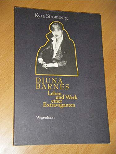 9783803135469: Djuna Barnes. Leben und Werk