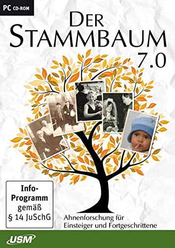 9783803215864: Stammbaum 7.0 [import allemand]