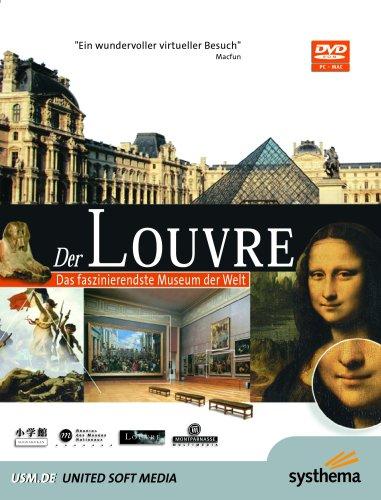 9783803227003: Der Louvre-dvd