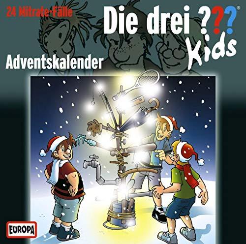 Die drei ??? Kids. Adventskalender (drei Fragezeichen) 2 CDs