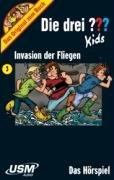 9783803232526: Band 3: Invasion der Fliegen [Musikkassette] [Casete]