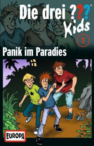 9783803232601: Die drei ??? Kids 01. Panik im Paradies