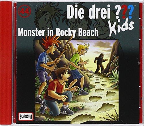 Die drei ??? Kids 44: Monster in Rocky Beach