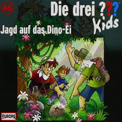 9783803232953: Die drei ??? Kids 46: Jagd auf das Dino-Ei