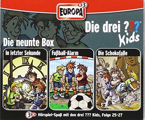 9783803233141: Die drei ??? Kids 3er Box - Folgen 25 - 27 (drei Fragezeichen)