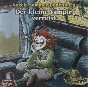 Der kleine Vampir 03. verreist: Sommer-Bodenburg, Angela