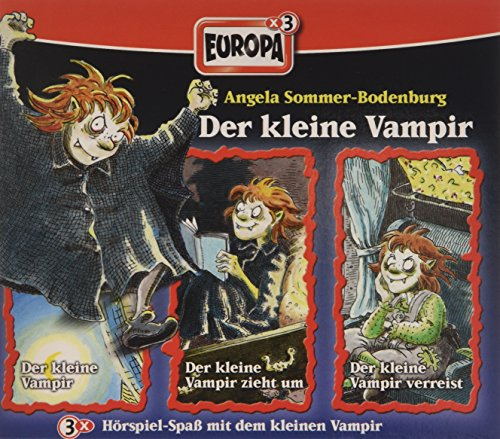 9783803233929: Der kleine Vampir - Vampirbox 1