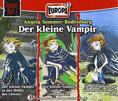 9783803233950: Der kleine Vampir - Vampirbox 4