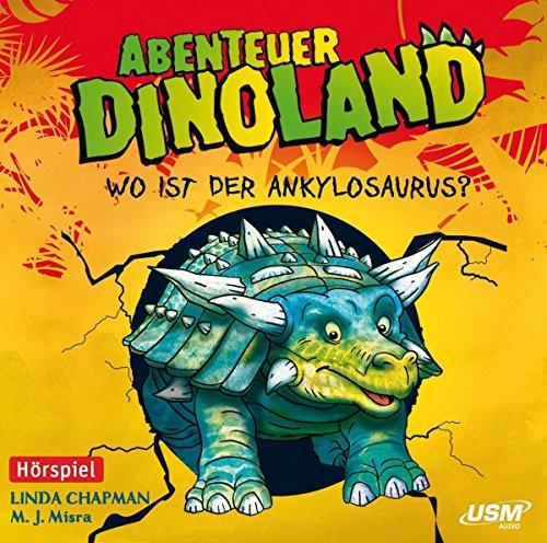 9783803234728: Abenteuer Dinoland 03: Wo ist der Ankylosaurus?