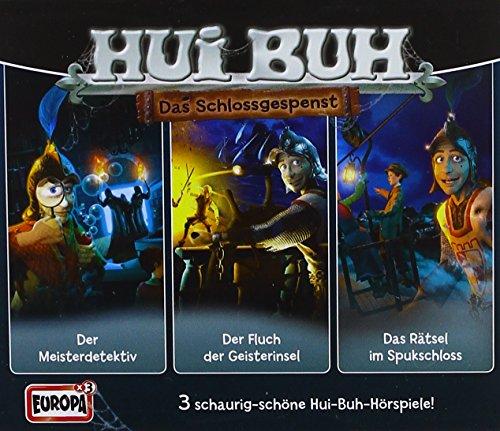 9783803237217: Hui Buh Neue Welt 3er-Box - Spukbox 6
