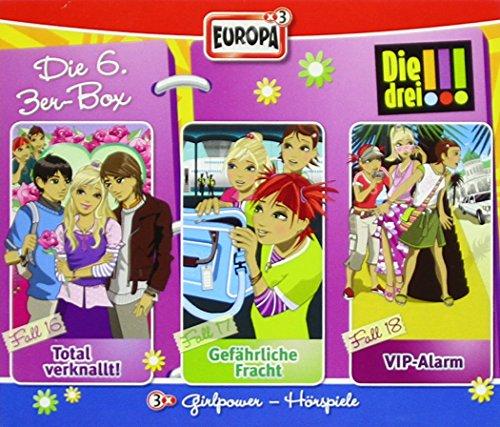 9783803238177: Die drei !!! 3er Box - Folgen 16-18