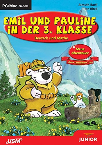 9783803241054: Emil und Pauline in der 3. Klasse. CD-ROM f�r Windows/Mac