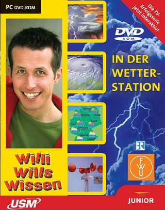 9783803247087: Willi will's wissen: In der Wetterstation (PC)